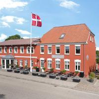 Hotel Jernbanegade, hotel i Kibæk