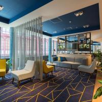 Hampton By Hilton Antwerp Central Station, hotel in Antwerp