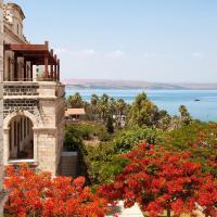 The Scots Hotel, hotel in Tiberias