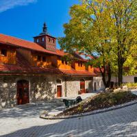 Rezidence VOGELSANG, отель в городе Кашперске-Гори
