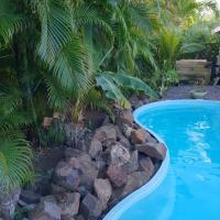 Orcéa & Spa Séjours Ecofriendly, hôtel à Sainte-Anne