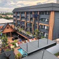 A2Sea Hotel, отель в городе Джомтьен-Бич