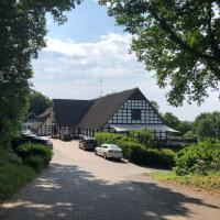Hotel Niedersächsischer Hof, hotel in Bad Bentheim