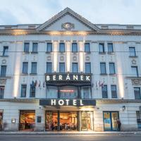 Hotel Beránek, hotel en Vinohrady, Praga