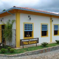 Pousada Vila Cocais, hotel in Cocais