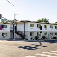 Motel 6-Modesto, CA - Downtown, hôtel à Modesto
