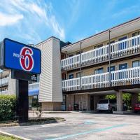 Motel 6-Norfolk, VA - Oceanview, hotel in Norfolk