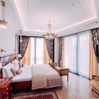 Golden Palace Hotel Yerevan, hotel en Ereván