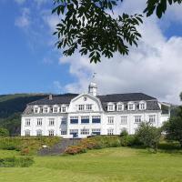 Sauda Fjordhotell, hotel in Saudasjøen
