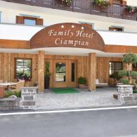 Hotel Ciampian, hotel a Moena