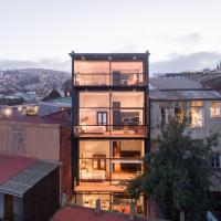 Augusta Hotel, hotel en Valparaíso