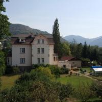 Villa Federer, hotel v destinaci Dolní Zálezly