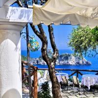 Albergo La Conca Azzurra, hotel in Conca dei Marini