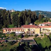 Albergo Ristorante Monterosa, hotell i Ameno