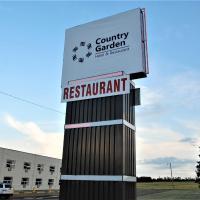 Country Garden Hotel, hotel em Smoky Lake