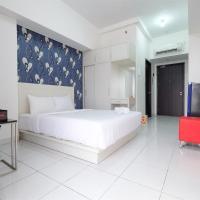 Studio Scandinavian Style Casa De Parco Apartment By Travelio, hotel in Samporo