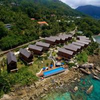 Oceanica Resort Seychelles, hotel en Glacis