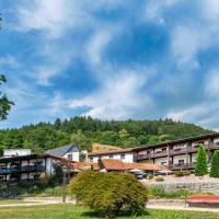 Kurgarten-Hotel, отель в городе Вольфах