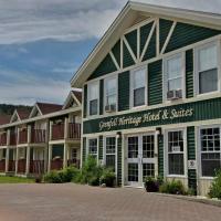 Grenfell Heritage Hotel & Suites, hotel em St. Anthony