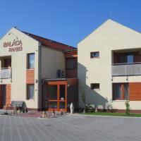 Baláca Panzió, hotel Veszprémben