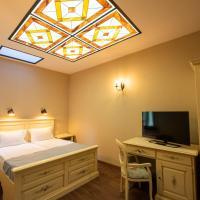 CASA CHITIC -HOTEL SI RESTAURANT Str Johann Gott nr7, отель в Брашове