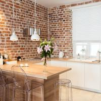 Red Brick Old Town Apartment
