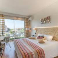 Citotel Hotel Imperial, hotel in Sète