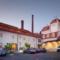 Hotel Kleis – hotel w mieście Cvikov