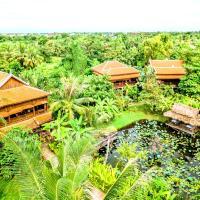 Maisons Wat Kor, hotel in Battambang