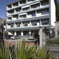 Hotel Garni Muralto, отель в Локарно