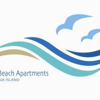 Vagia Beach Apartments, ξενοδοχείο στα Βάγια