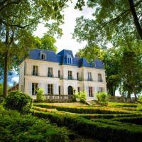 Château de Picheny - B&B Esprit de France, hotel in Picheny