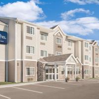 Microtel Inn & Suites by Wyndham Binghamton, hotel in Binghamton