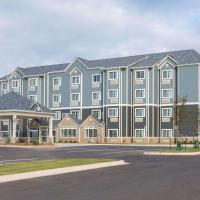 Microtel Inn & Suites by Wyndham Perry, hotel in Perry