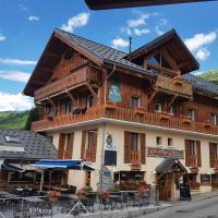 Hôtel-Chalet les Mélèzes, hotel in Valloire