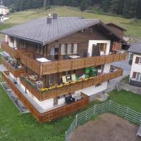 Ferienwohnung Silberdistel, hotel in Saas-Grund