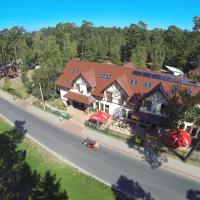 Hotel Krakus – hotel w Stegnie