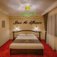 Magus Hotel, hotel din Baia Mare