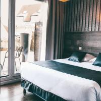 Hôtel de la Baie de Wissant Sauna Hammam, hôtel à Wissant