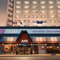Coast Edmonton Plaza Hotel by APA, hotel em Edmonton