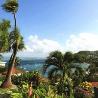 Le Panoramic, hôtel à Les Trois-Îlets