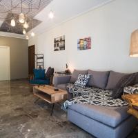 Comfy Apartment of 104 m² near metro!
