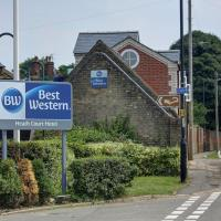 Best Western Heath Court Hotel, hotel in Newmarket