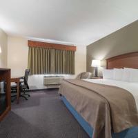AmericInn by Wyndham Hutchinson, hotel in Hutchinson