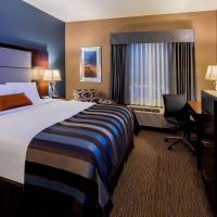 Wingate by Wyndham Kamloops, hotel in Kamloops
