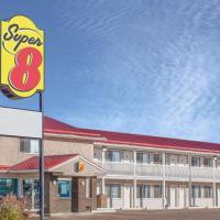 Super 8 by Wyndham Stettler, hotel em Stettler