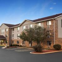 Super 8 by Wyndham Fairview Heights-St. Louis, hotel in Fairview Heights