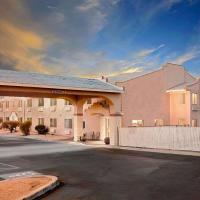 Super 8 by Wyndham Yucca Val/Joshua Tree Nat Pk Area, hotel in Yucca Valley
