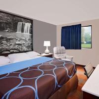 Super 8 by Wyndham Fayetteville, hotel in Fayetteville