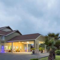 Super 8 by Wyndham Fortuna, hotel in Fortuna